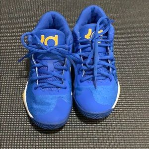 Nike KD shoes for kids size 1y